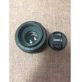 Canon EF 50/F1.8 STM
