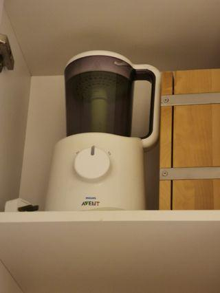 Phillips avent blender and steamer