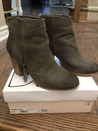 BP ankle boots