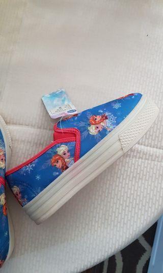 Authentic Frozen Shoes