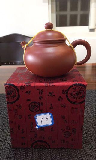 原礦大紅袍茶壺