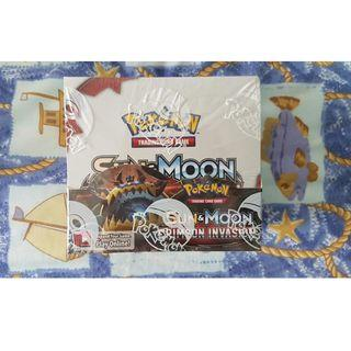$120 POKEMON BOOSTER BOX