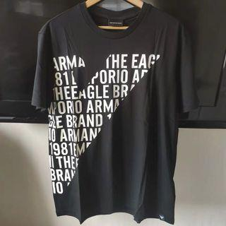 Emporio Armani 2019ss t shirt