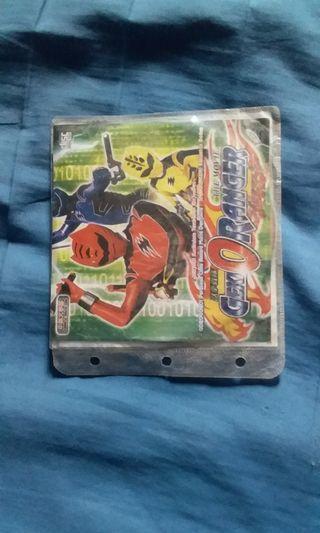 Gekiranger DVD
