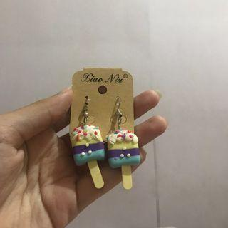 Anting es krim (handmade)