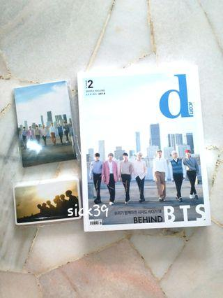 WTS BTS Dicon Magazine