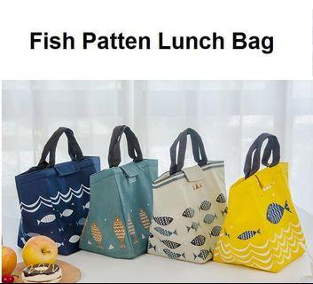 Lunch Bag with cooler box