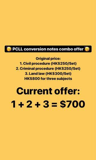 pcll notes - View all pcll notes ads in Carousell Hong Kong