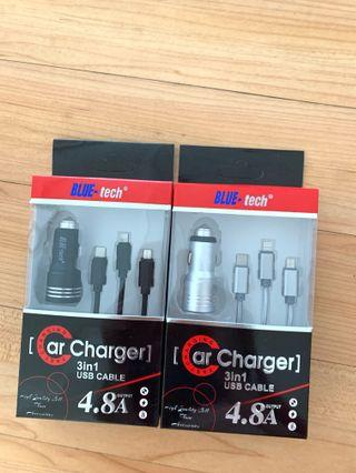 Fast Charger (all types)