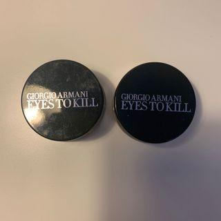 Armani eyes to kill (4&7)