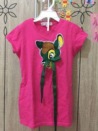 Dress pink import