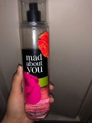 Bath & Body Works mad about you