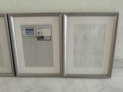 IKEA SILVERHÖJDEN Frame 2 sizes