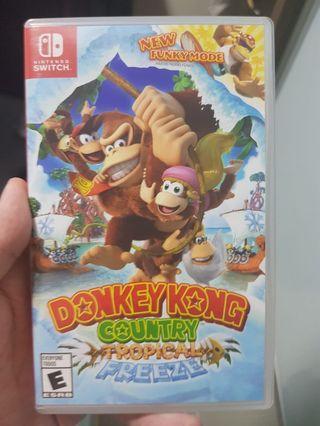 donkey kong nintendo switch   Toys & Games   Carousell Singapore