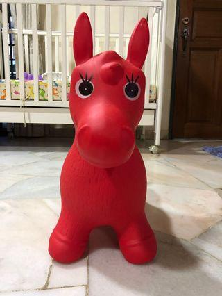 Kid's Bouncy Horse Hopper