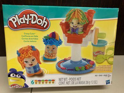 Playdoh crazy cuts set