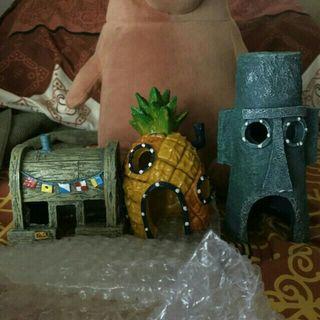 [SALE] Spongebob themed houses