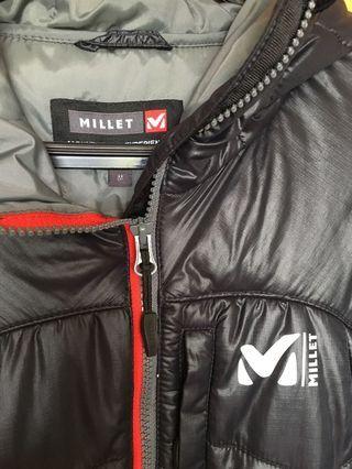 日本購Millet戶外褸 M size chest about 106 cm