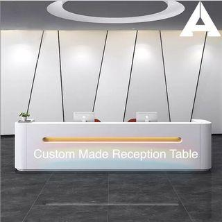 Factory Reception Table