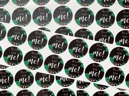 Custom Stickers (Kiss Cut)