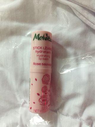 Melvita 玫瑰潤唇膏