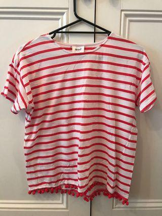 Striped Seed T-Shirt