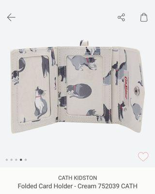 Cath Kidston purse and card holder