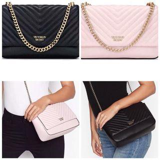 Victoria's Secret Qyilted Chain bag