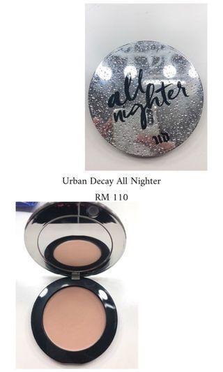 Urban Decay All Nighter Powder