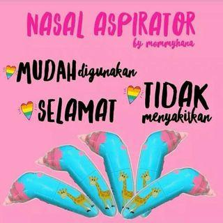 Nasal Aspirator by mommyhana