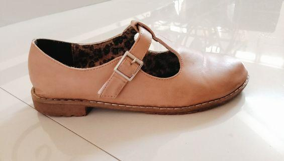 Brown Shoes by Icon Ninety