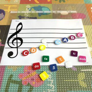 Stave - Musical & Educational Teaching Materials