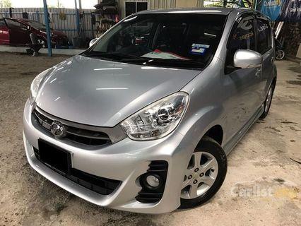 SEWA Perodua Myvi 1.5 (A)