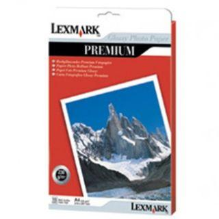 [CLEARANCE]  LEXMARK 80D1706 GLOSSY PHOTO PAPER A4 (20 SHTS)