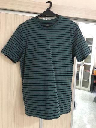 Uniqlo Striped T Shirt!