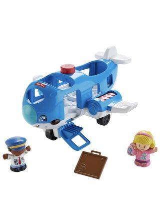 🚚 Fisher Price Little People Airplane