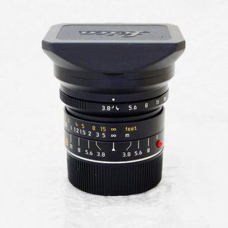 Leica 18mm f3.4 Super Elmar M
