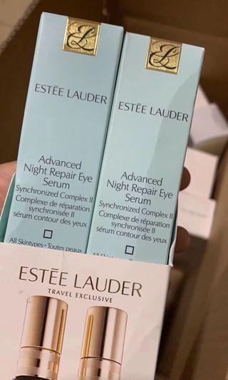Estée Lauder night repair eye serum