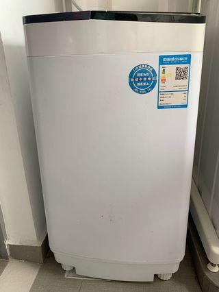 Used baby washing machine