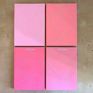 🚚 bts map of the soul: persona unsealed albums