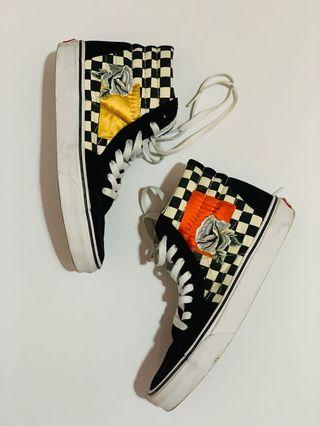 Vans Sk8-Hi Shoes Womens 7.5