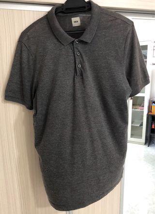 ASOS Polo Shirt in Dark Grey!