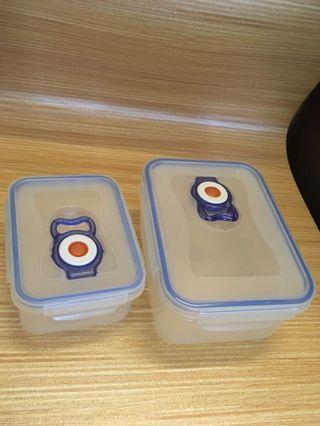 塑膠食物盒