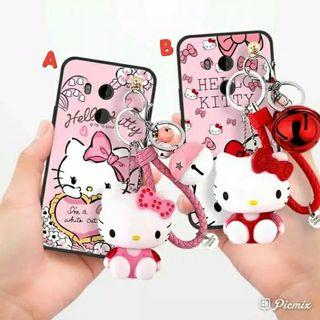 Hello Kitty Case Tipe Hp Vivo V15,V9,V11 Pro