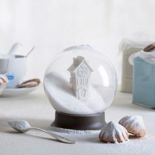 以色列Peleg Design浪漫飄雪糖罐(Sugar House - Sugar Bowl)