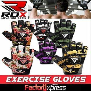 RdX Gym Gloves/ Exercise gloves/cycling gloves / Inner boxing fitness gloves