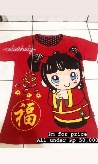 Kaos Merah