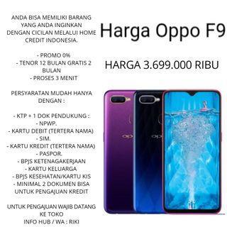 Oppo f9 4/64 gb