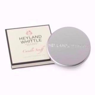 全新包郵 英國製造 Heyland & Whittle Candle Snuffer 精美鏡面銀蠟燭蓋