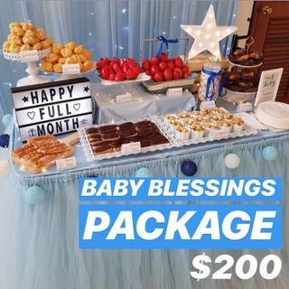 BABY BLESSINGS PACKAGE